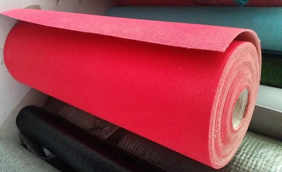 kırmızı renk tören halısı ürünleri